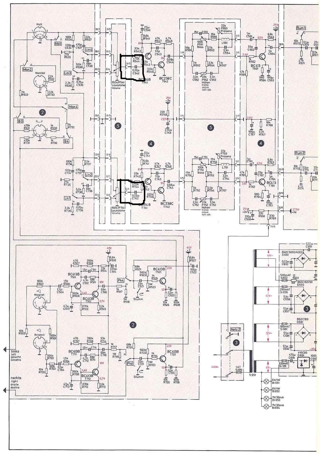 Hifi Studio 8100 - Seite 3 - Receiver (nicht 92xx,914x,7140 ...