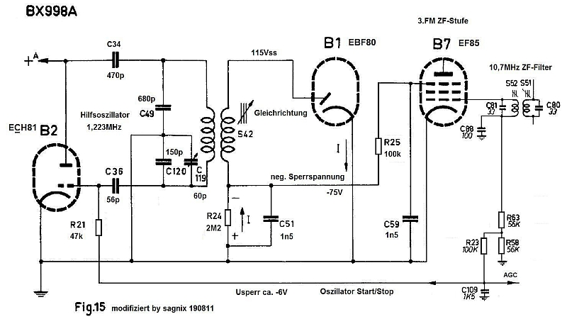 S51 Schaltung Funktionsweise