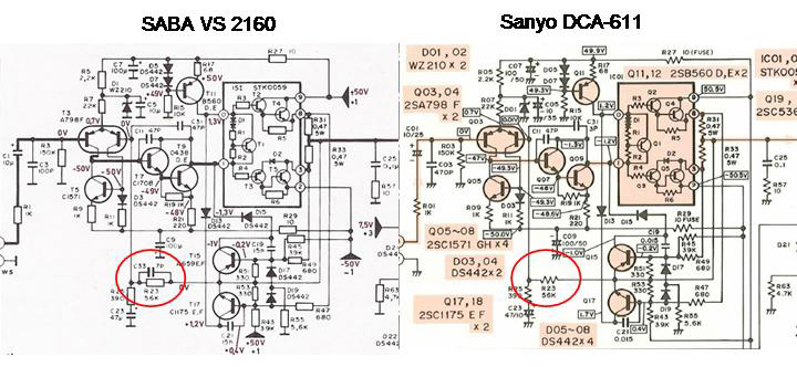 VS 2160 / Hybridendstufe - Seite 2 - Verstärker - Privates SABA-Forum