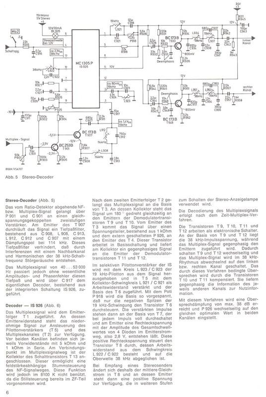 8100 - UKW sehr leise - Receiver (nicht 92xx,914x,7140) - Privates ...