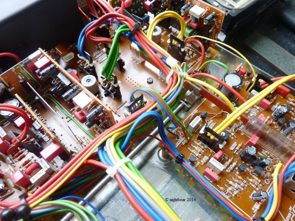 Telefunken STC 1 Cassettendeck 19\